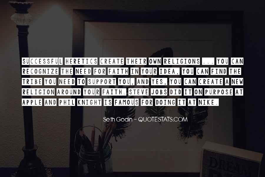 Seth Godin Famous Quotes #1464931