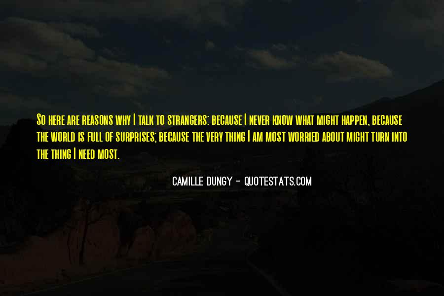 Quotes About Camille #165273