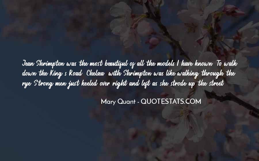 Quotes About Jean Shrimpton #121494