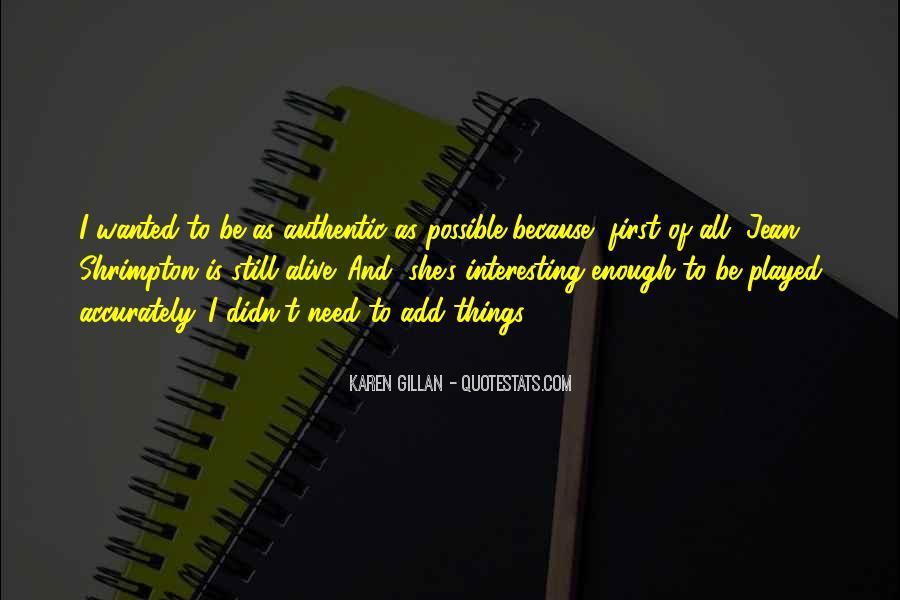 Quotes About Jean Shrimpton #66981