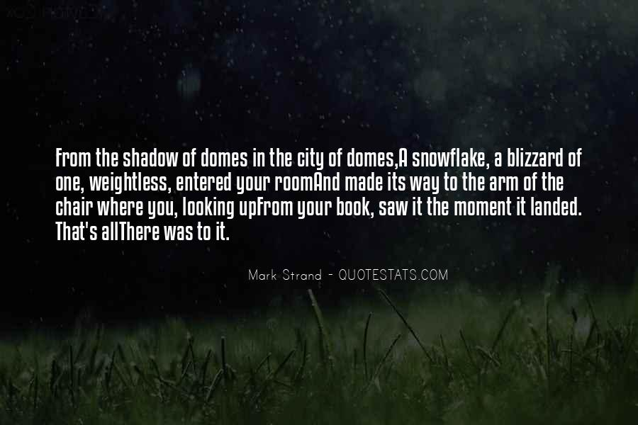 Shadow Of The Mark Quotes #689015