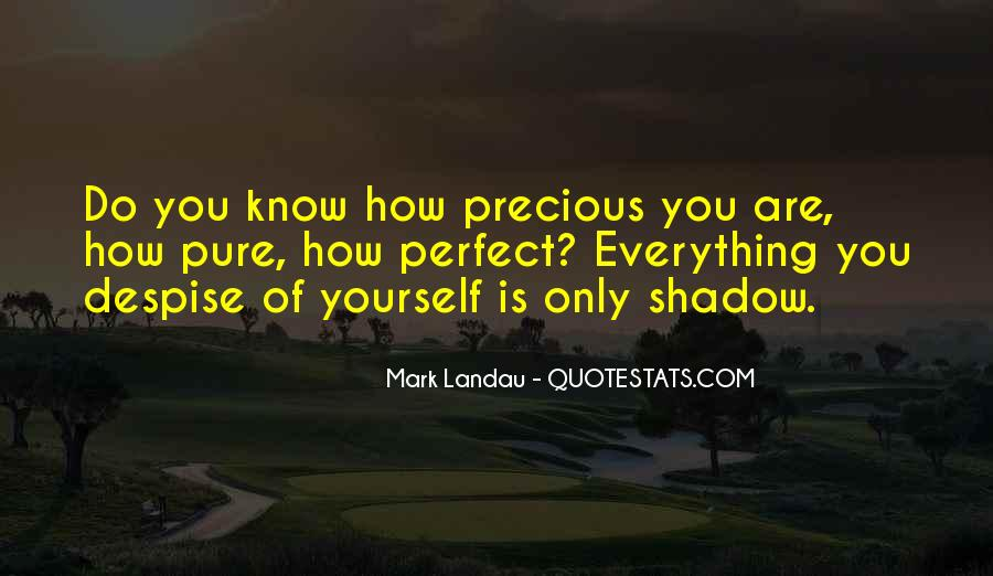 Shadow Of The Mark Quotes #788000