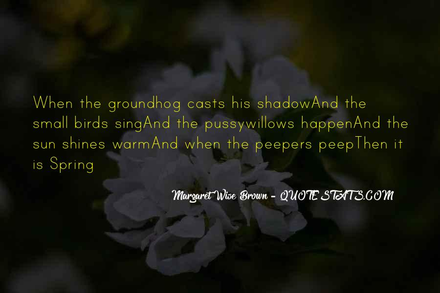 Shadow Sun Quotes #1054878