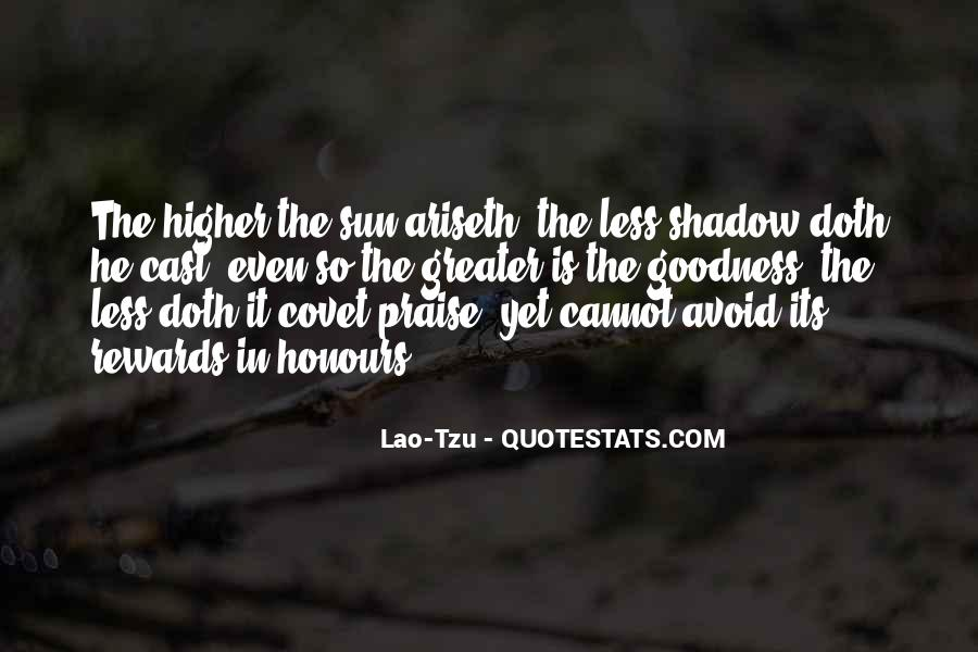 Shadow Sun Quotes #115107