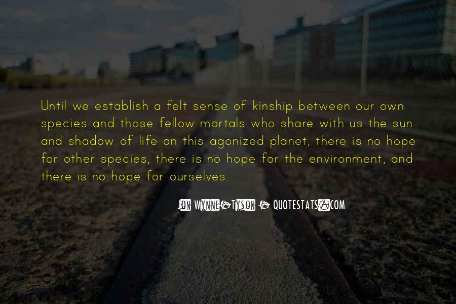 Shadow Sun Quotes #1188224