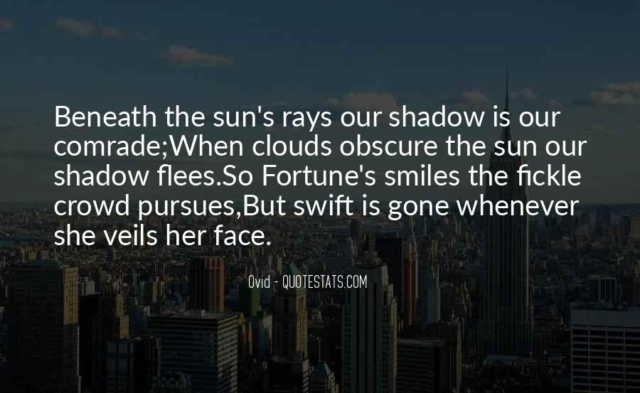 Shadow Sun Quotes #1472547
