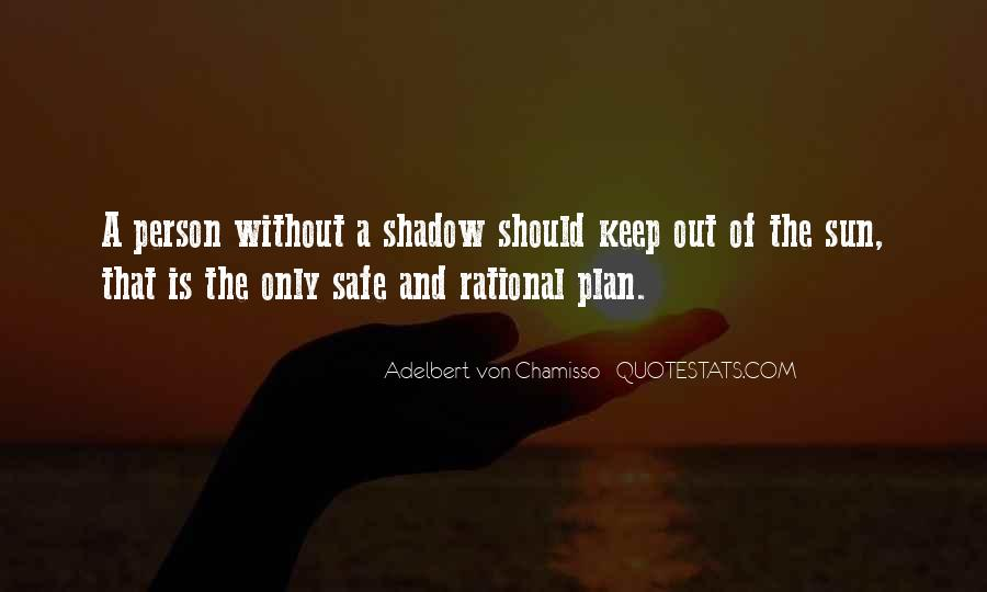 Shadow Sun Quotes #1559259