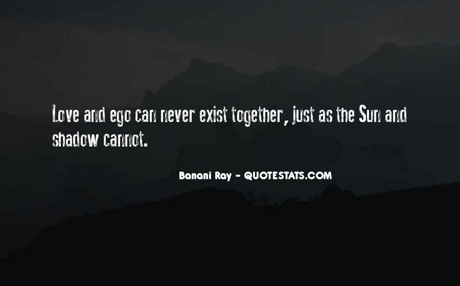 Shadow Sun Quotes #1589051
