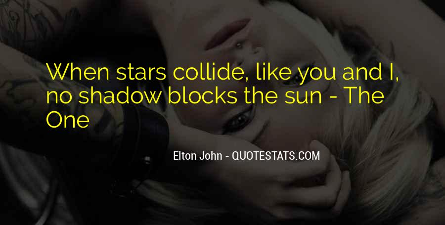Shadow Sun Quotes #385838
