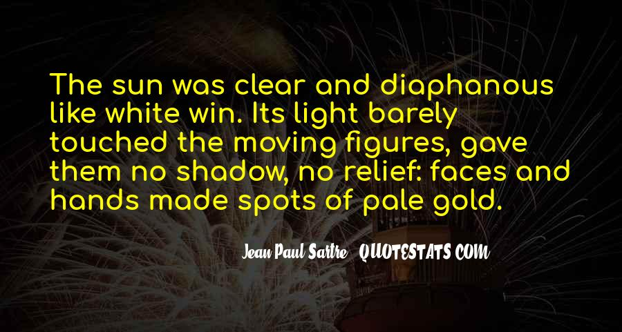 Shadow Sun Quotes #477622