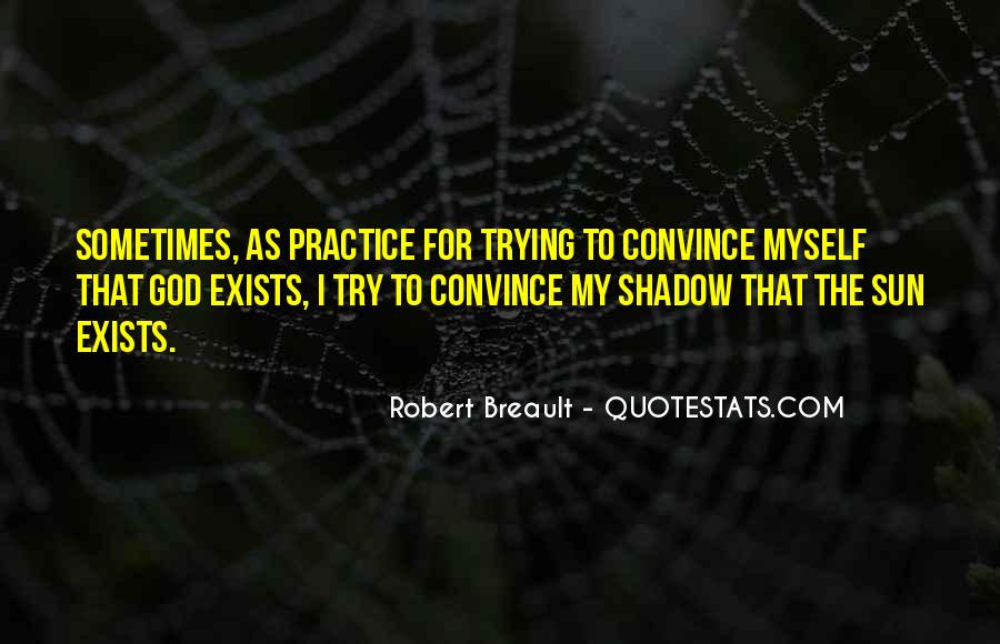 Shadow Sun Quotes #597534
