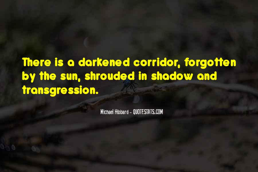 Shadow Sun Quotes #651406