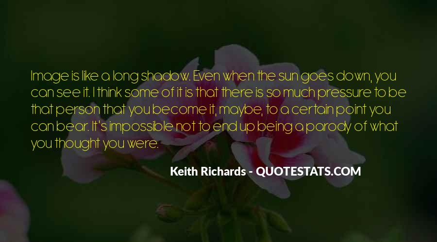 Shadow Sun Quotes #750628