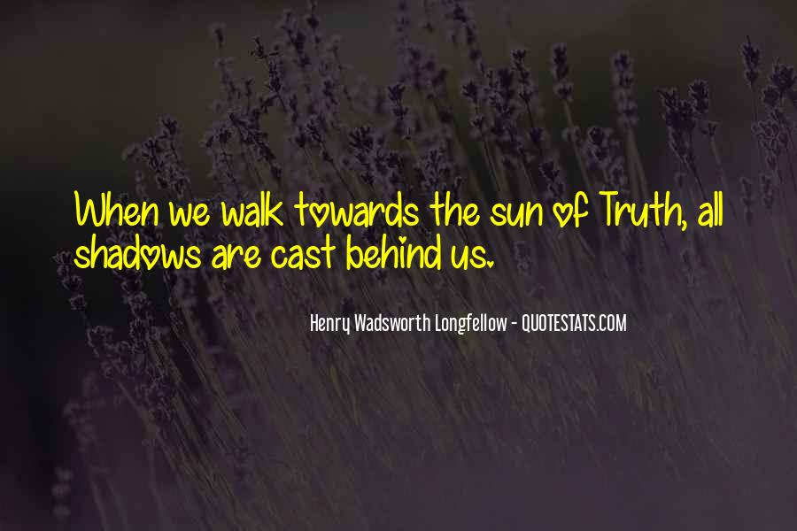 Shadow Sun Quotes #923988