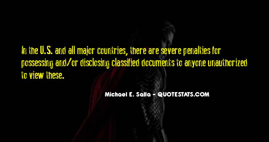 Quotes About Classified #404366