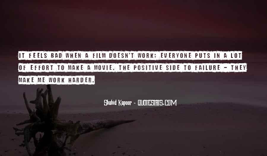 Shahid Kapoor Movie Quotes #1310100