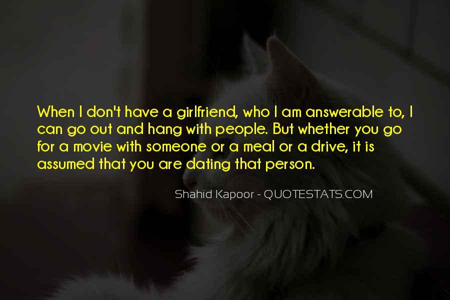 Shahid Kapoor Movie Quotes #9201