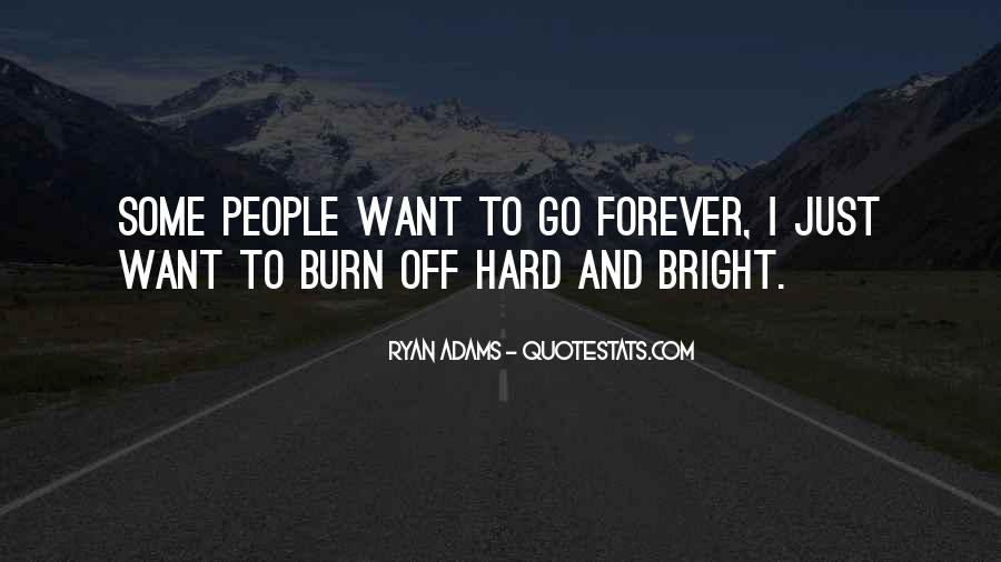 Quotes About Ryan Adams #1848151