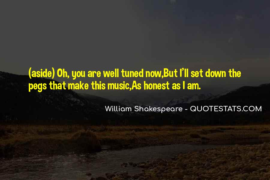 Shakespeare Aside Quotes #75305