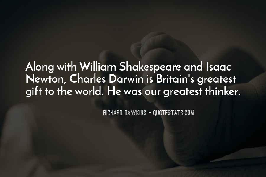 Shakespeare Britain Quotes #839567