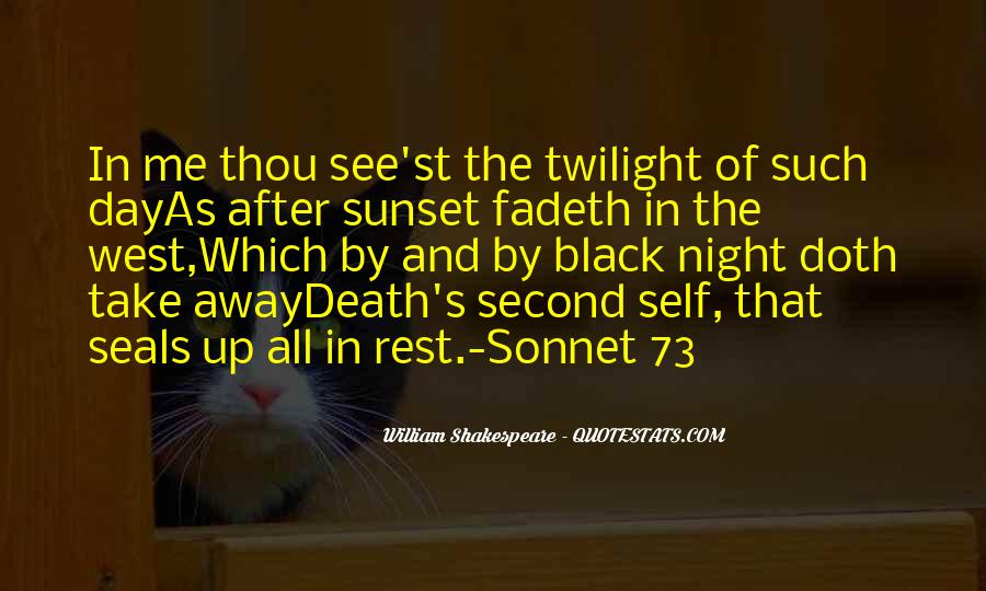 Shakespeare Day And Night Quotes #742191