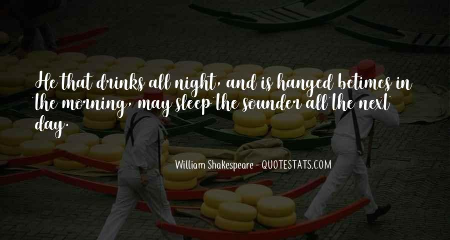 Shakespeare Day And Night Quotes #926422