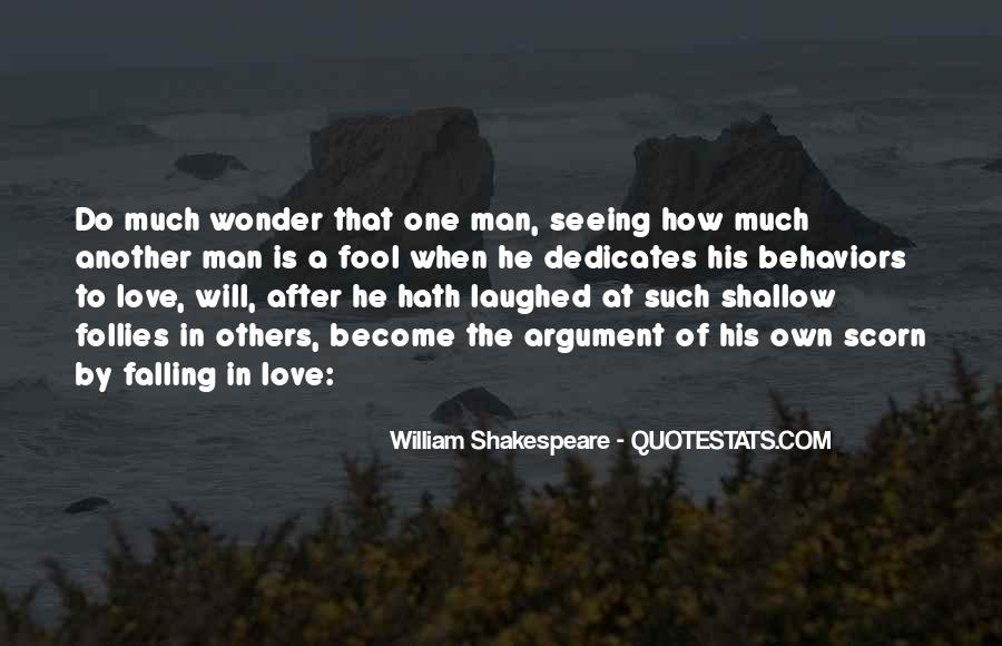 Shakespeare Fool Love Quotes #1403646