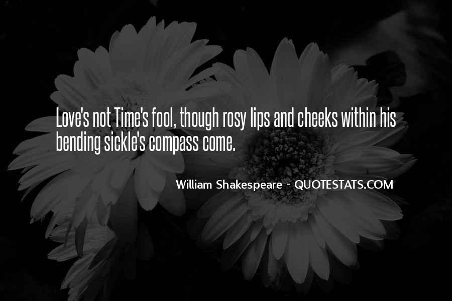 Shakespeare Fool Love Quotes #1795412