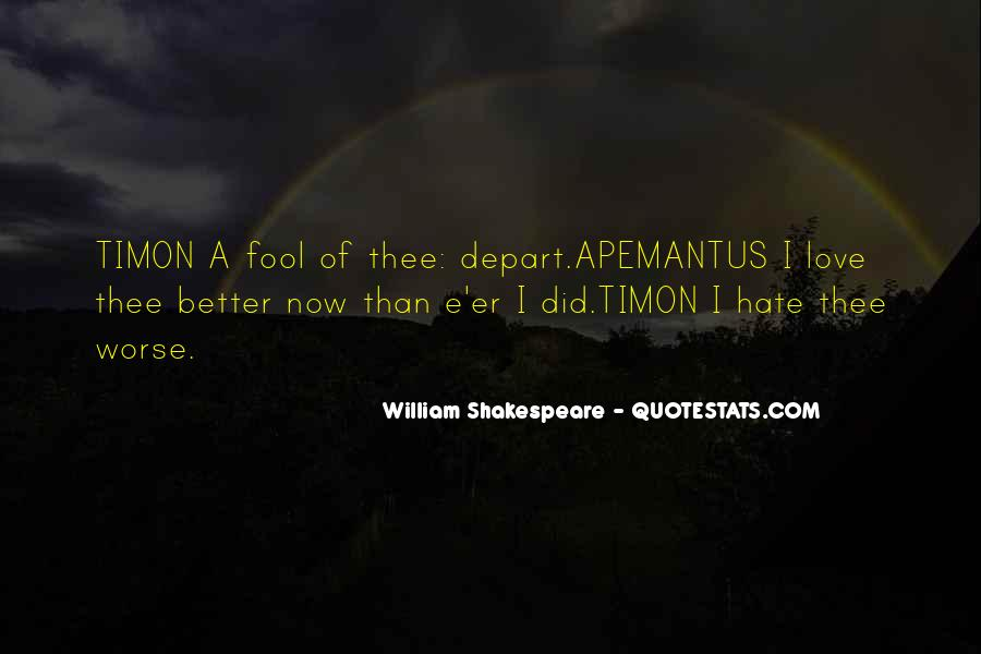 Shakespeare Fool Love Quotes #733993