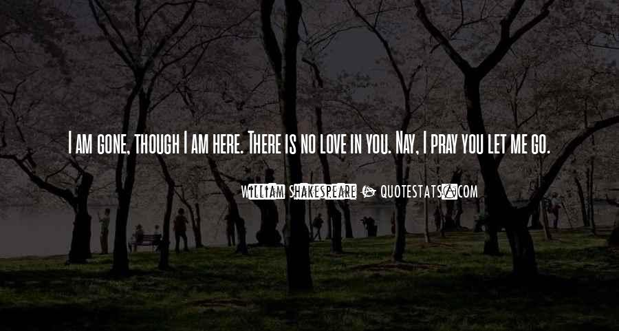 Shakespeare I Love You Quotes #1046161