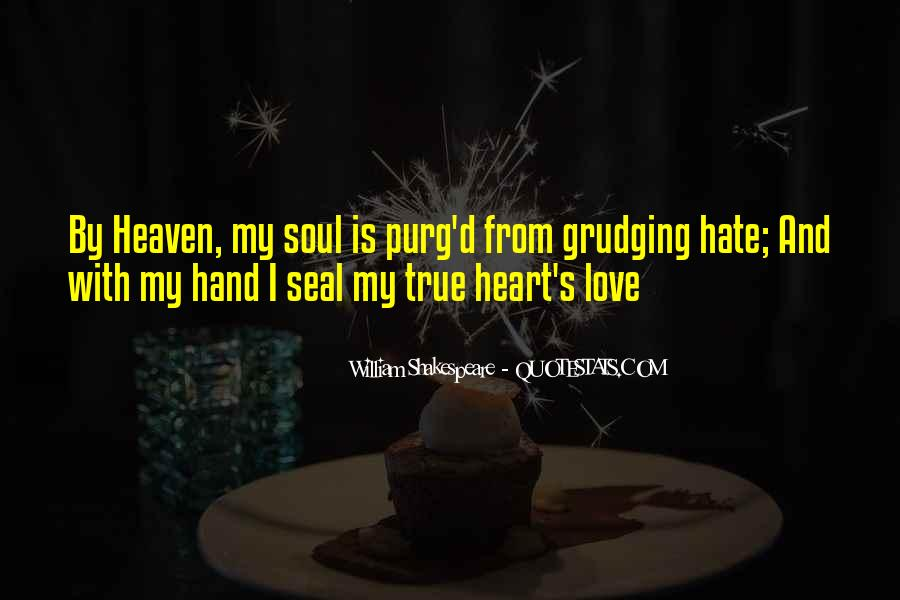 Shakespeare I Love You Quotes #1091308
