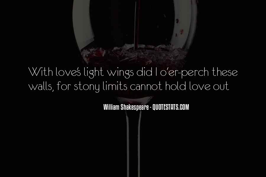 Shakespeare I Love You Quotes #1211171