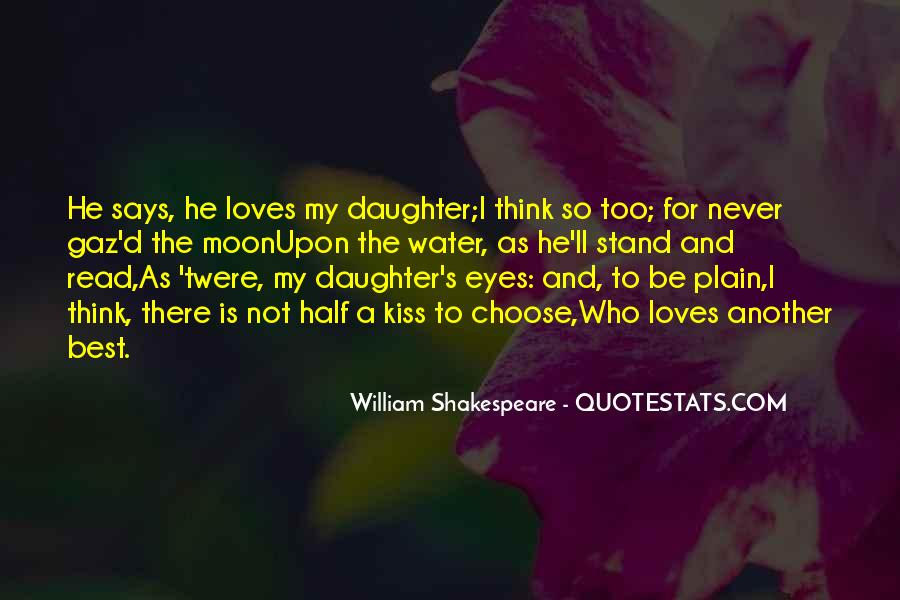 Shakespeare I Love You Quotes #1262062