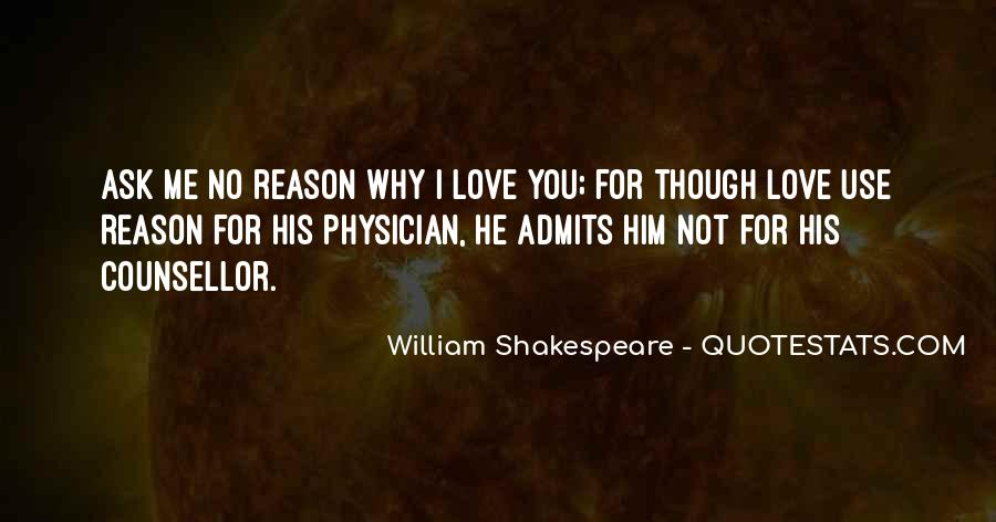 Shakespeare I Love You Quotes #1570365