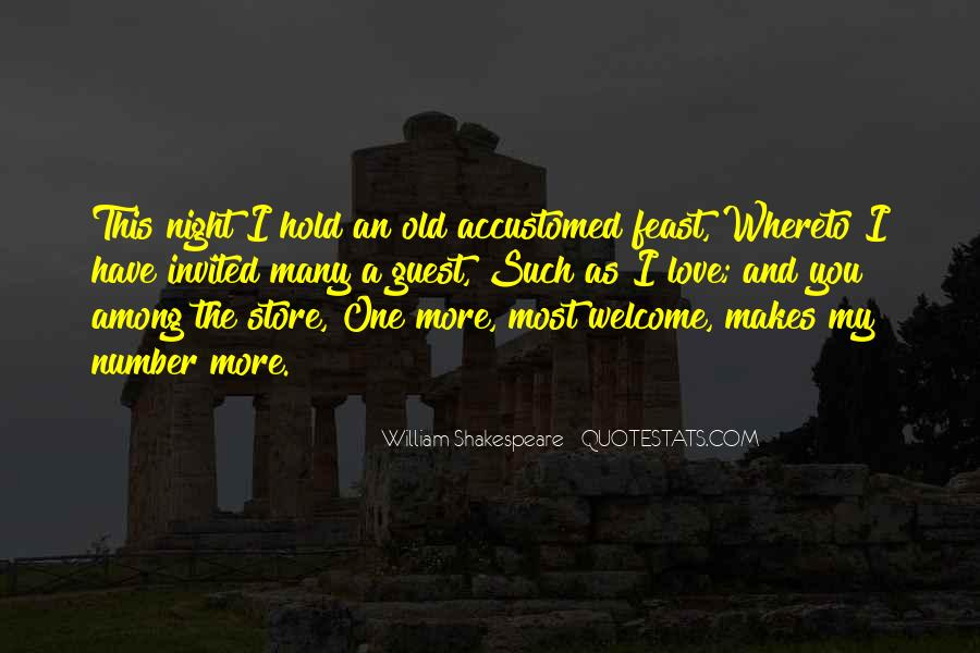 Shakespeare I Love You Quotes #1613644