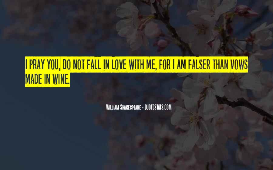 Shakespeare I Love You Quotes #234098