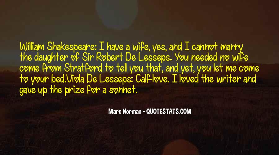 Shakespeare I Love You Quotes #239532