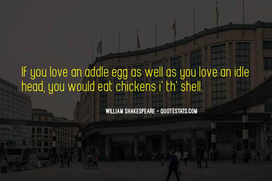Shakespeare I Love You Quotes #383640