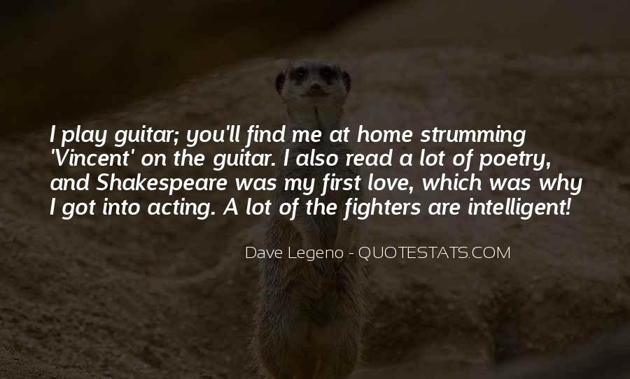 Shakespeare I Love You Quotes #444353
