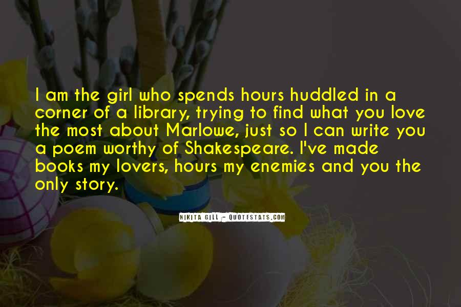 Shakespeare I Love You Quotes #576142