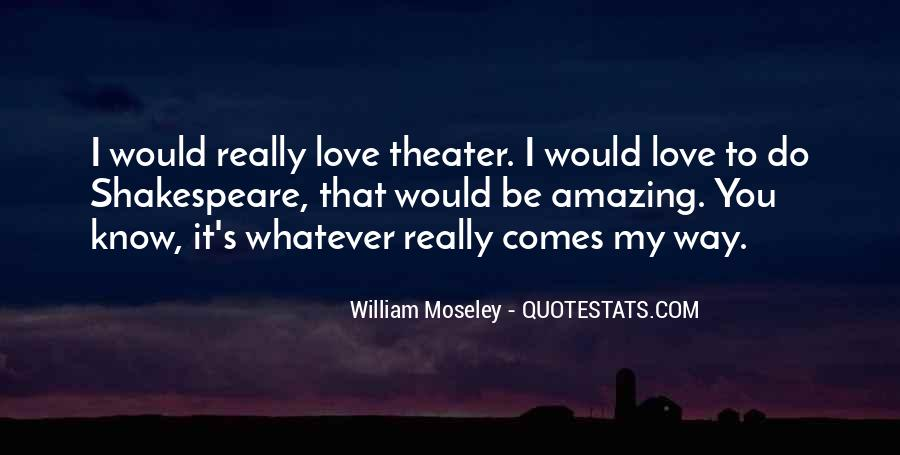 Shakespeare I Love You Quotes #864157