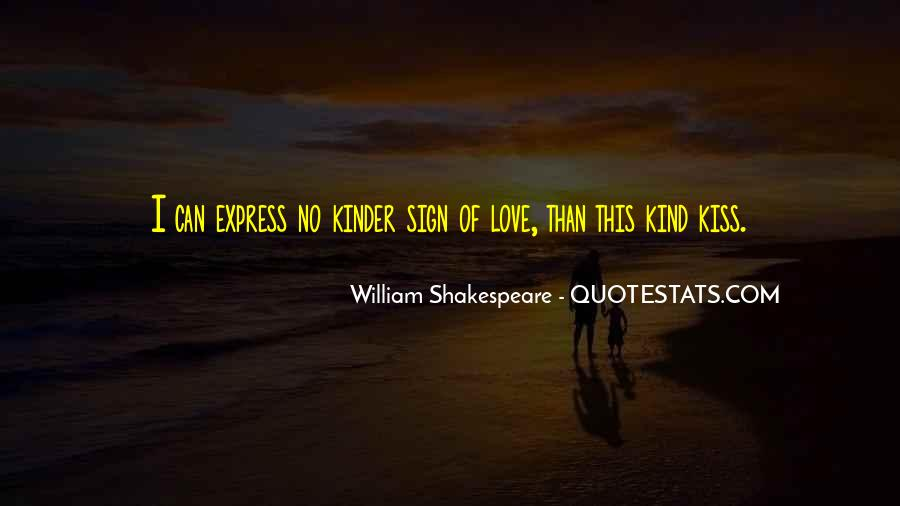 Shakespeare I Love You Quotes #884194