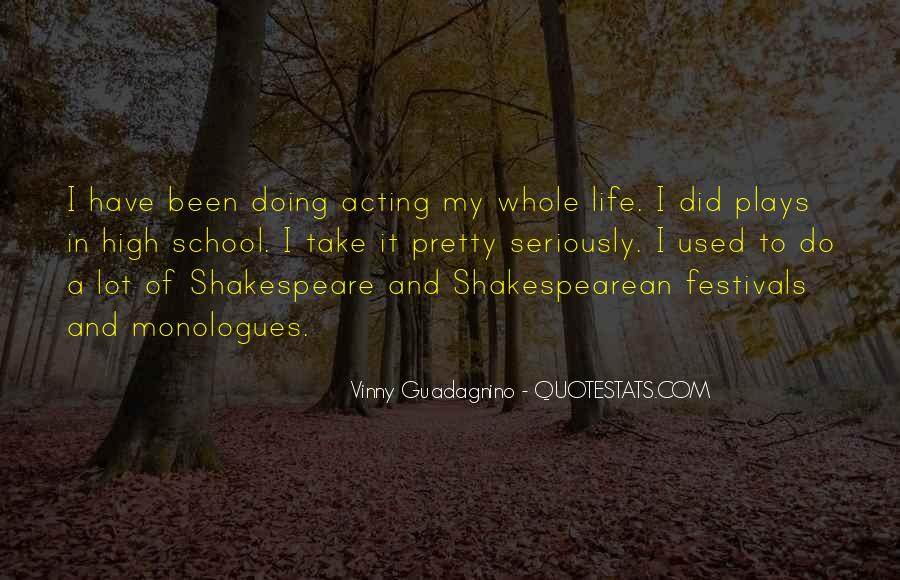 Shakespeare Most Used Quotes #1488912