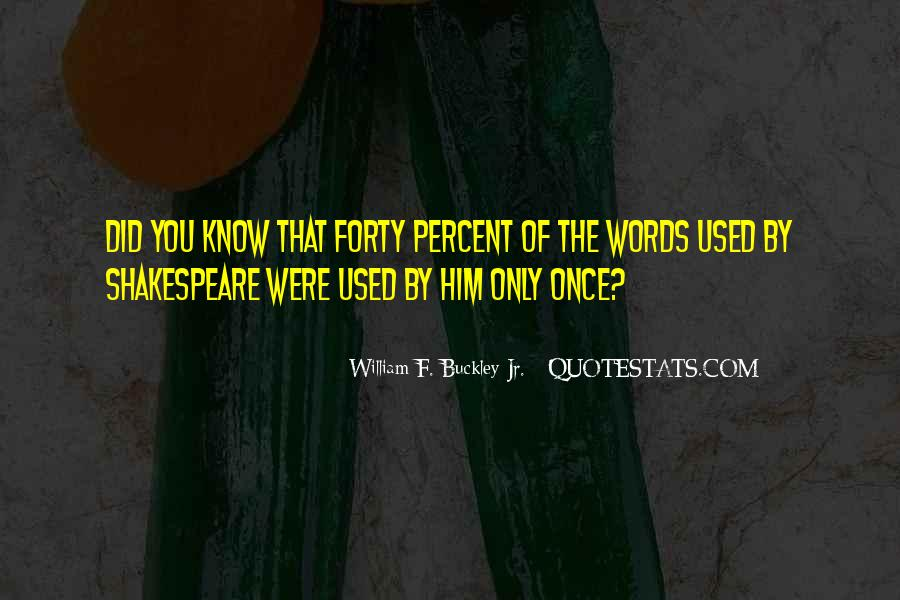 Shakespeare Most Used Quotes #580610