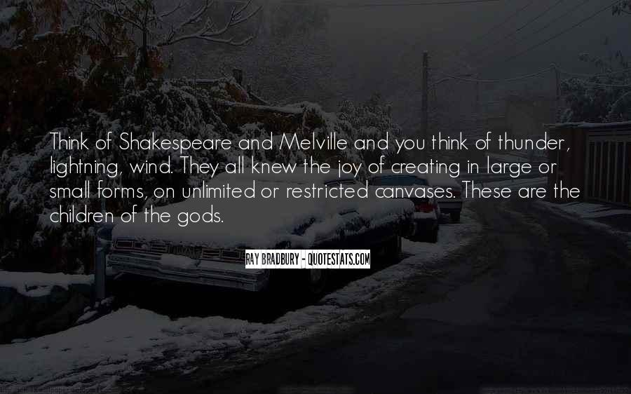 Shakespeare On Writing Quotes #106139