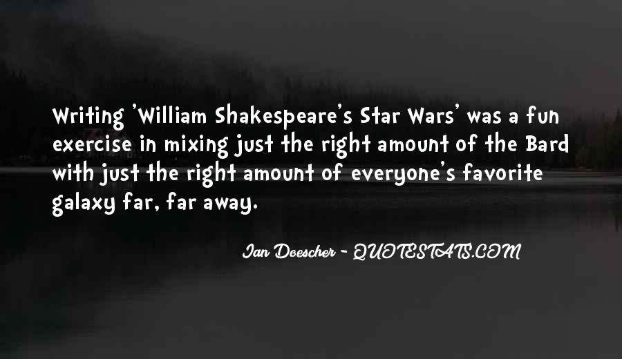 Shakespeare On Writing Quotes #1271131