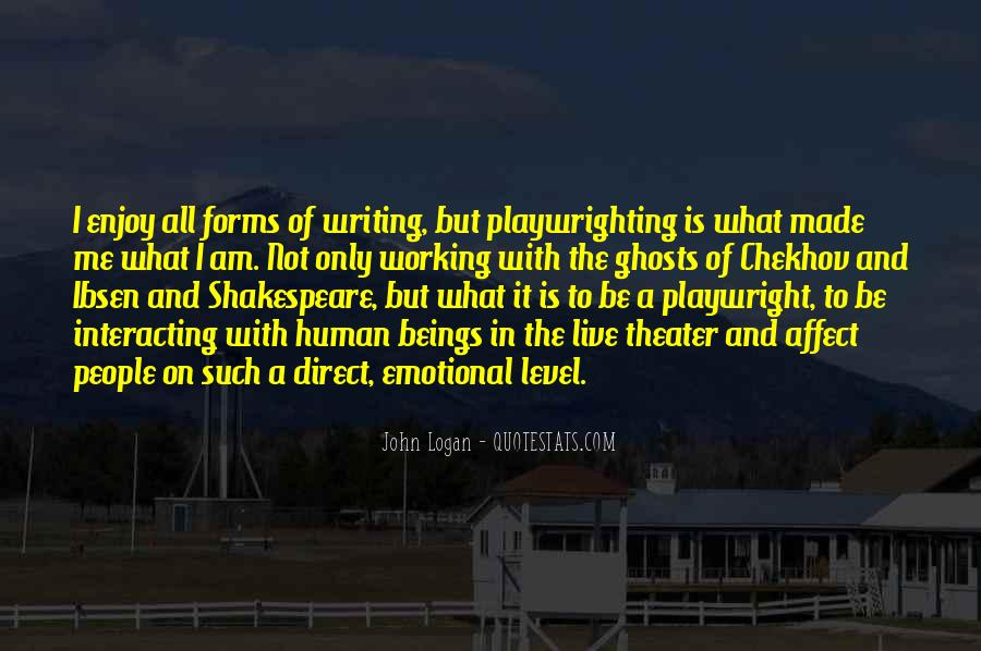 Shakespeare On Writing Quotes #1322214