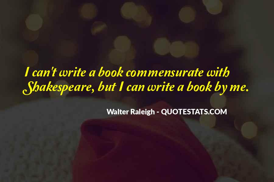 Shakespeare On Writing Quotes #254688