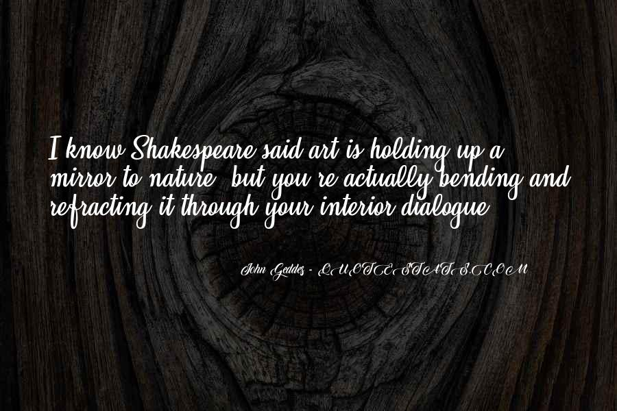 Shakespeare On Writing Quotes #338709