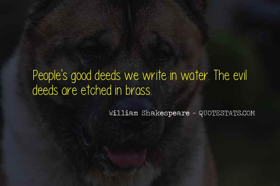 Shakespeare On Writing Quotes #43154